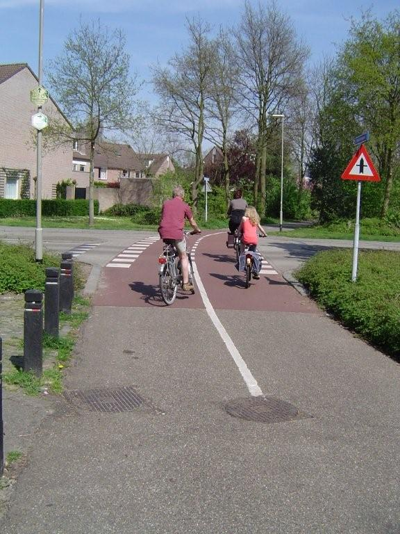 Breda fietspad haagse beemden